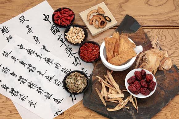 Рецепт питания согласно китайской медицине