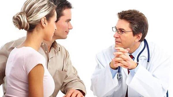 Антиспермальные тела при вторичном бесплодии