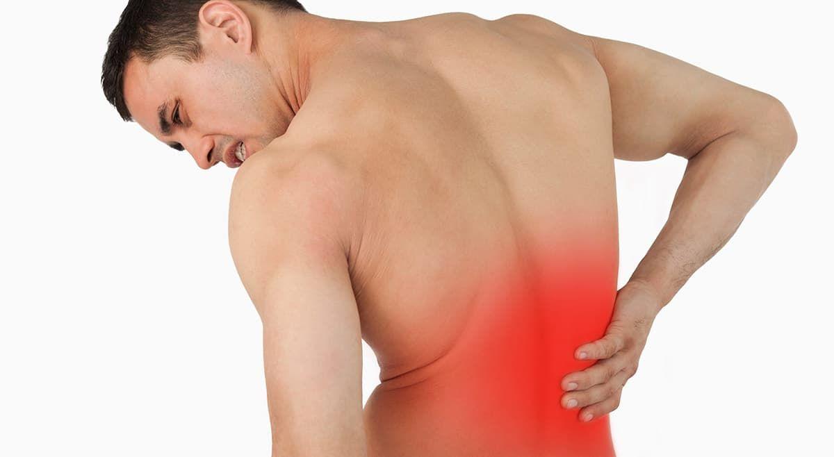 Болит спина в области поясницы как лечить