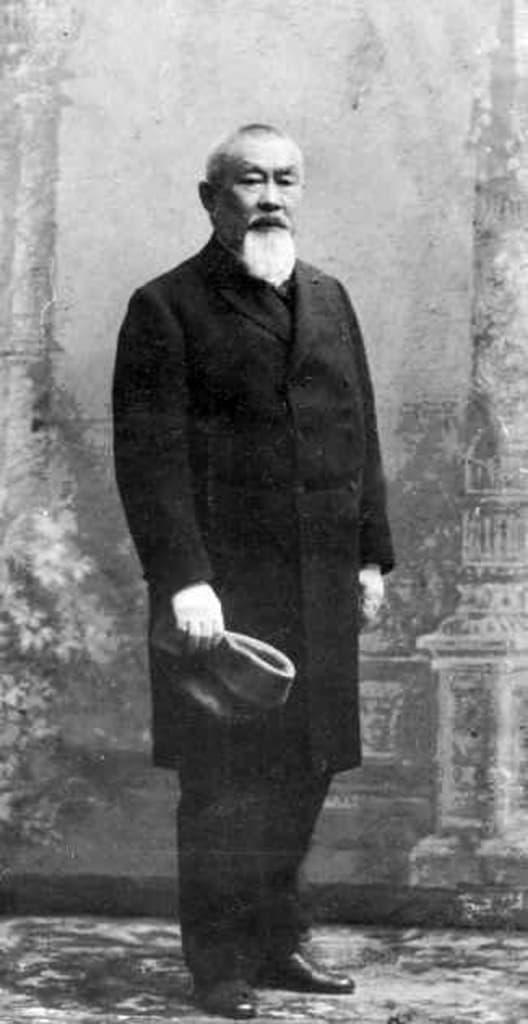 Петр (Жамсаран) Бадмаев